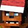 Block Freddy Fazbear Survival 3D Christmas Edition with skin exporter for Minecraft